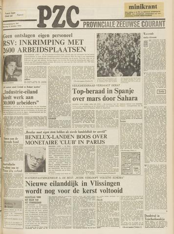 Provinciale Zeeuwse Courant 1975-10-21