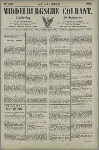 Middelburgsche Courant 1883-09-20