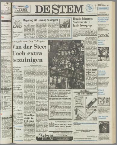 de Stem 1981-09-28
