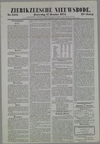 Zierikzeesche Nieuwsbode 1874-10-17