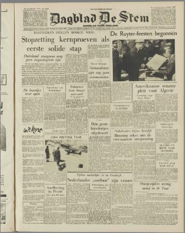 de Stem 1957-07-03