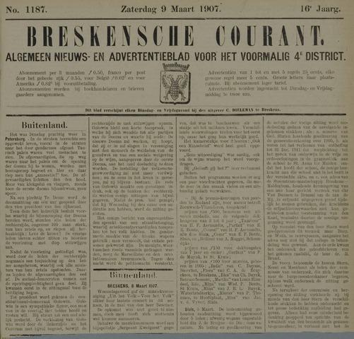 Breskensche Courant 1907-03-09