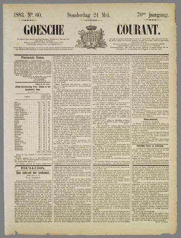 Goessche Courant 1883-05-24