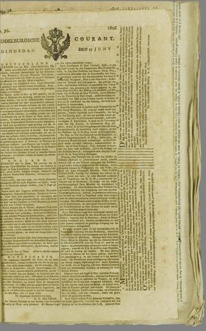 Middelburgsche Courant 1806-06-17