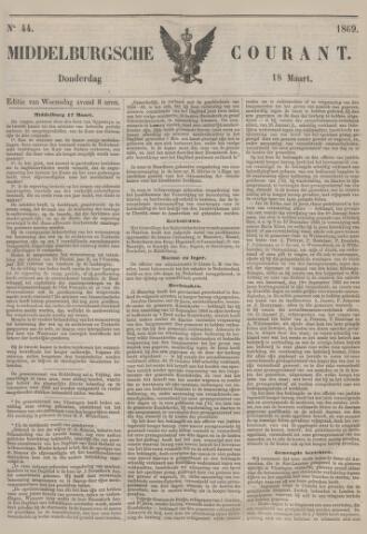Middelburgsche Courant 1869-03-18