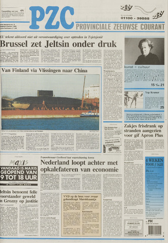 Provinciale Zeeuwse Courant 1995-01-06