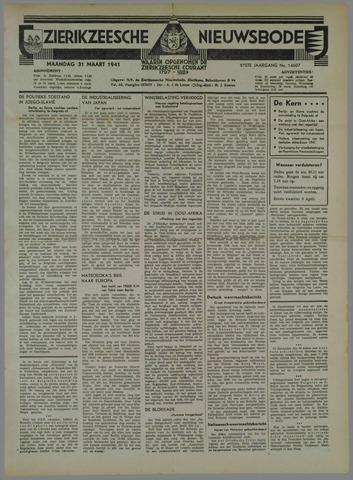 Zierikzeesche Nieuwsbode 1941-03-31