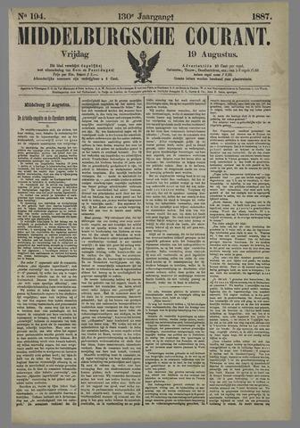 Middelburgsche Courant 1887-08-19