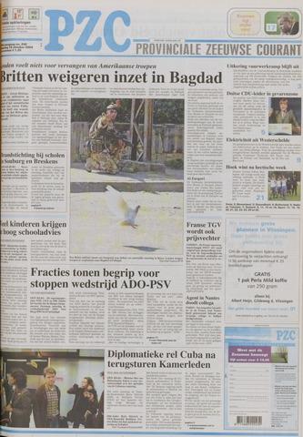 Provinciale Zeeuwse Courant 2004-10-18