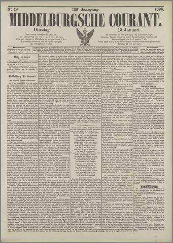 Middelburgsche Courant 1895-01-15