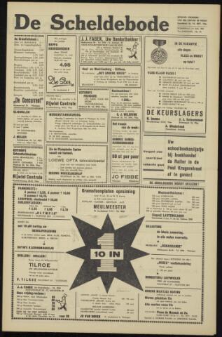 Scheldebode 1960-07-14
