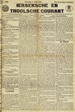 Ierseksche en Thoolsche Courant 1918-06-08