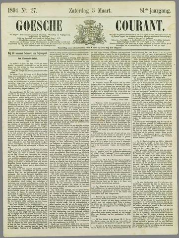 Goessche Courant 1894-03-03