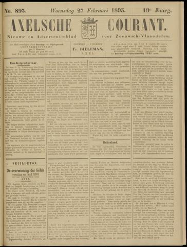 Axelsche Courant 1895-02-27