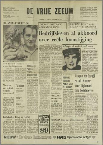 de Vrije Zeeuw 1972-10-26