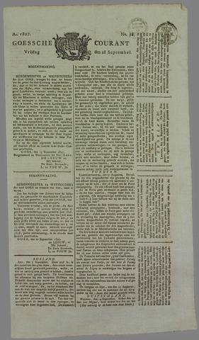 Goessche Courant 1827-09-28