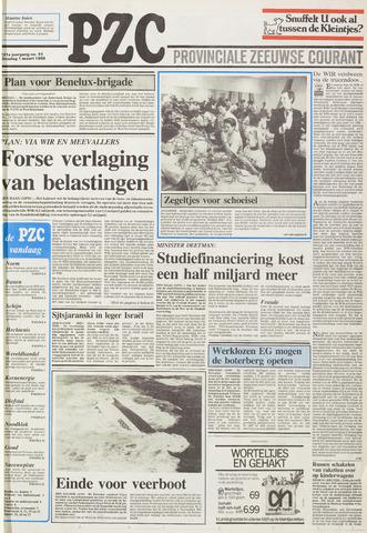 Provinciale Zeeuwse Courant 1988-03-01