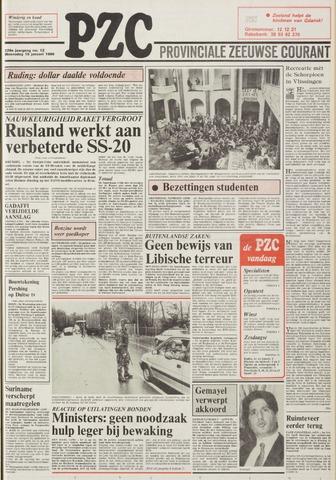 Provinciale Zeeuwse Courant 1986-01-15