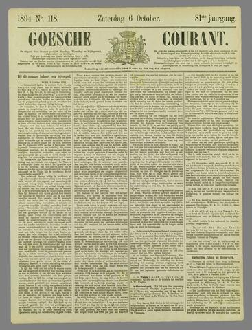Goessche Courant 1894-10-06