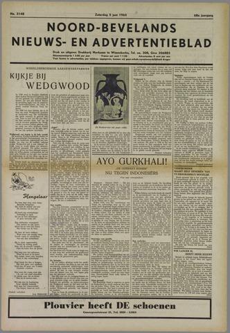 Noord-Bevelands Nieuws- en advertentieblad 1965-06-05