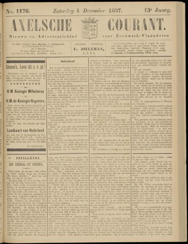 Axelsche Courant 1897-12-04