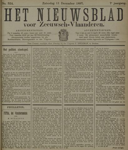 Nieuwsblad voor Zeeuwsch-Vlaanderen 1897-12-11