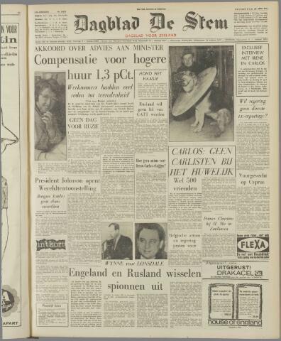 de Stem 1964-04-23