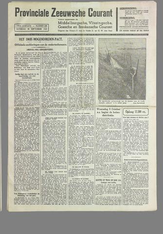 Provinciale Zeeuwse Courant 1940-09-28