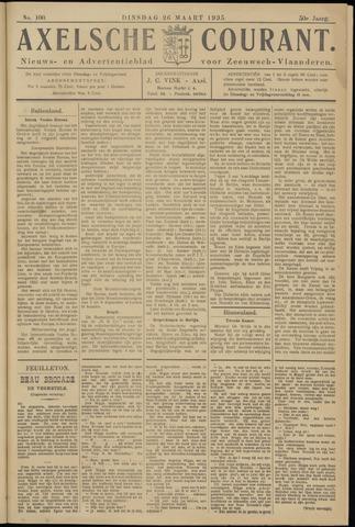 Axelsche Courant 1935-03-26