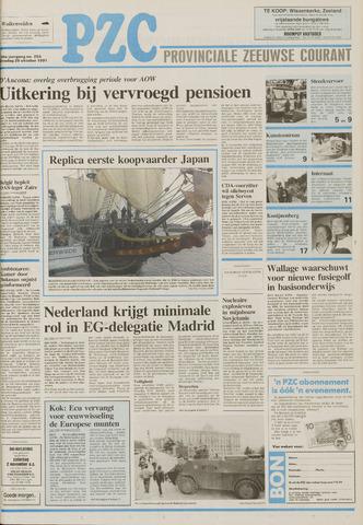 Provinciale Zeeuwse Courant 1991-10-29