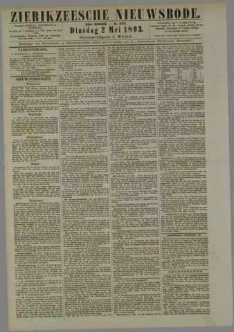 Zierikzeesche Nieuwsbode 1893-05-02