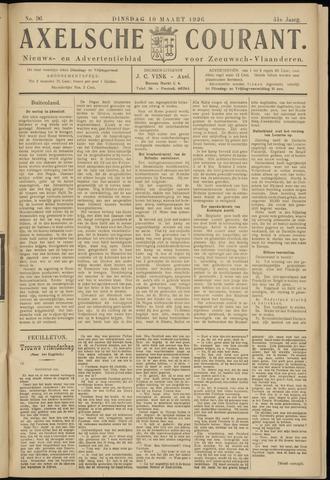 Axelsche Courant 1936-03-10