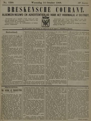 Breskensche Courant 1908-10-14