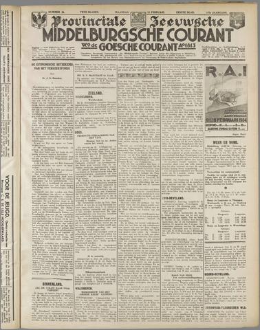 Middelburgsche Courant 1934-02-12