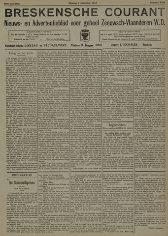 Breskensche Courant 1937-12-07