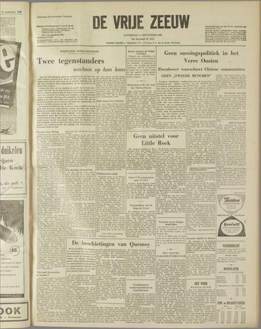 de Vrije Zeeuw 1958-09-13