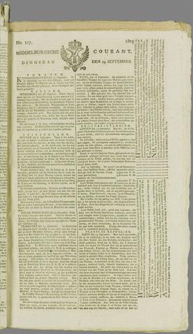 Middelburgsche Courant 1805-09-24