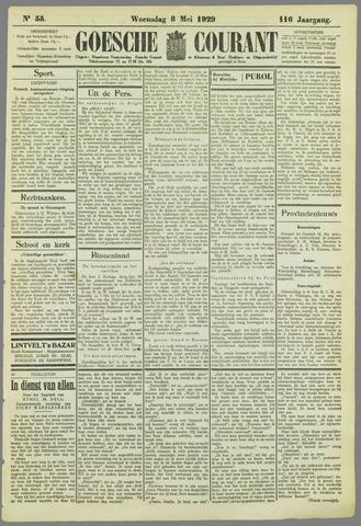 Goessche Courant 1929-05-08