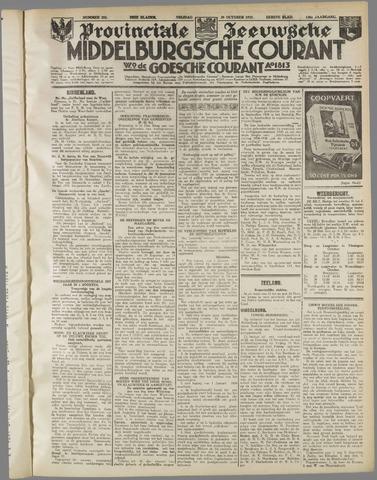 Middelburgsche Courant 1937-10-29