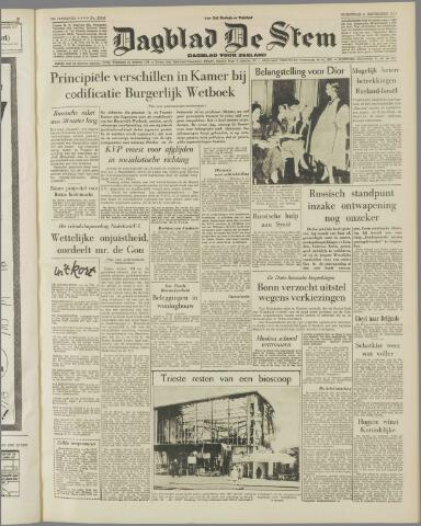 de Stem 1957-09-04