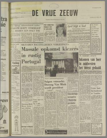 de Vrije Zeeuw 1975-04-26