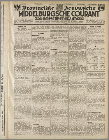 Middelburgsche Courant 1933-02-27