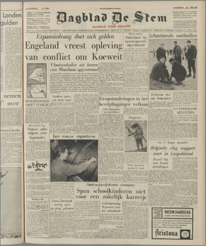 de Stem 1961-12-28