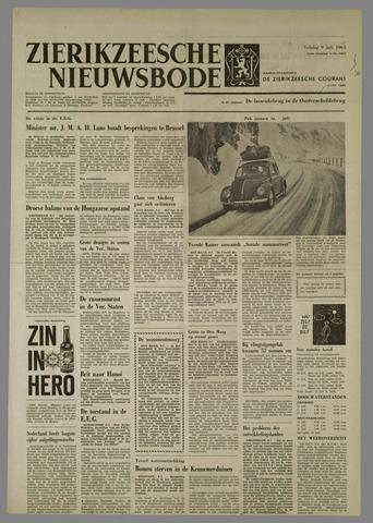 Zierikzeesche Nieuwsbode 1965-07-09