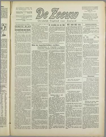De Zeeuw. Christelijk-historisch nieuwsblad voor Zeeland 1941