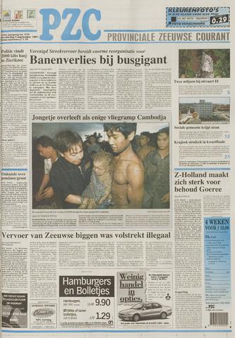 Provinciale Zeeuwse Courant 1997-09-04
