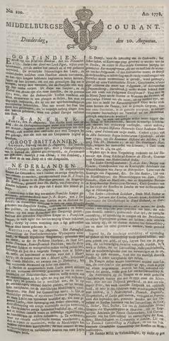 Middelburgsche Courant 1778-08-20