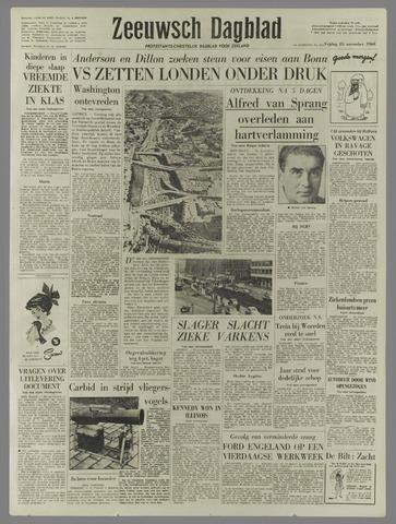 Zeeuwsch Dagblad 1960-11-25