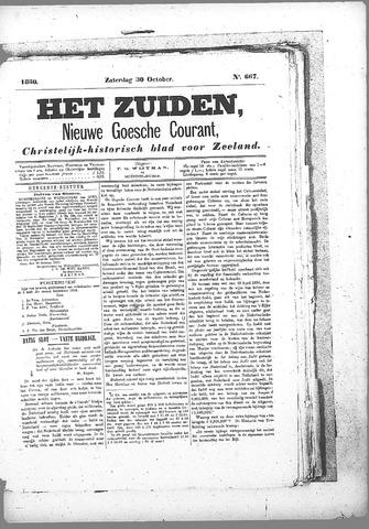 Nieuwe Goessche Courant 1880-10-30