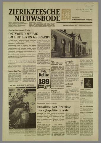 Zierikzeesche Nieuwsbode 1974-08-22
